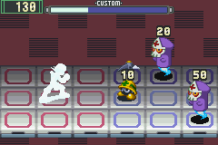 Megaman Battle Network - ahhh!ghosts - User Screenshot